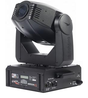 JB Lighting Varyscan P3 (250W)